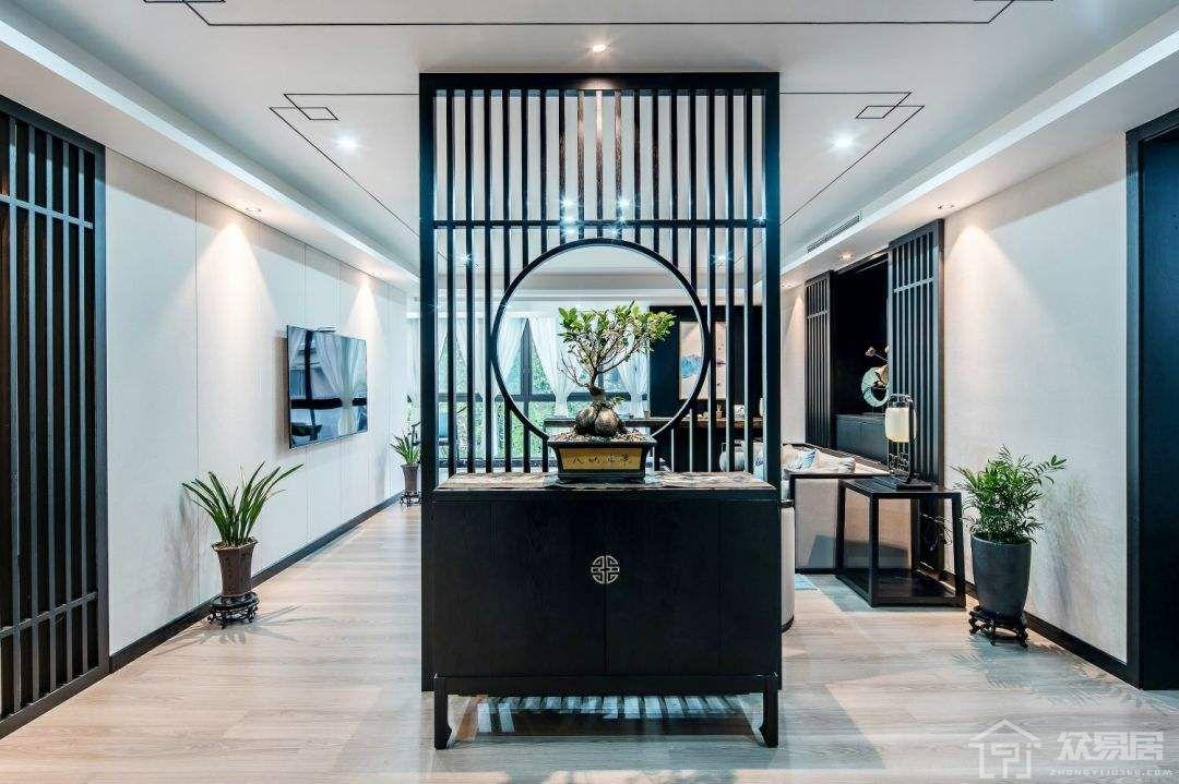 新中式玄关装修风格特点 玄关设计有哪些作用