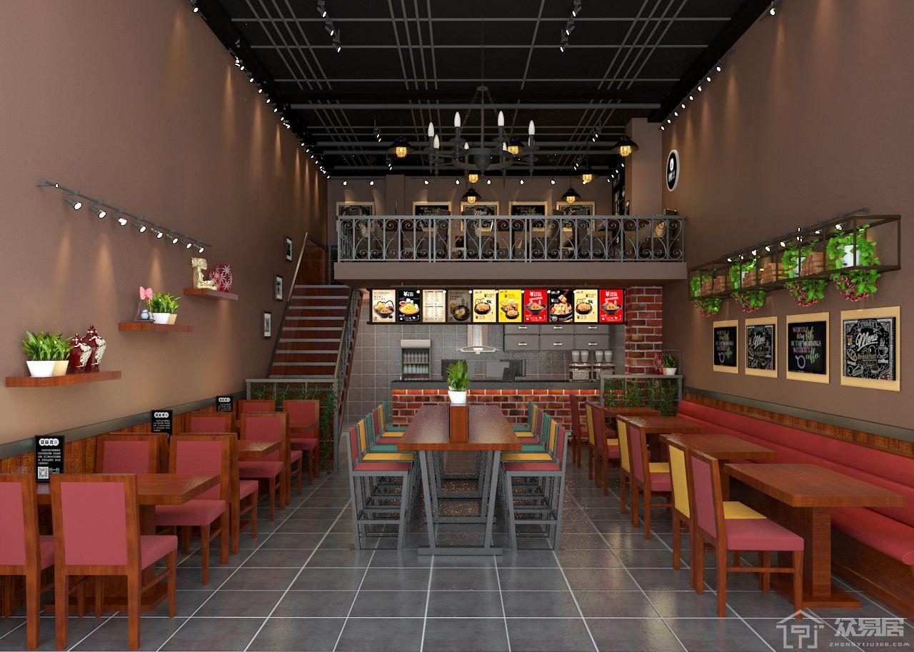 小餐館裝修設計要點 小餐館裝修設計效果圖