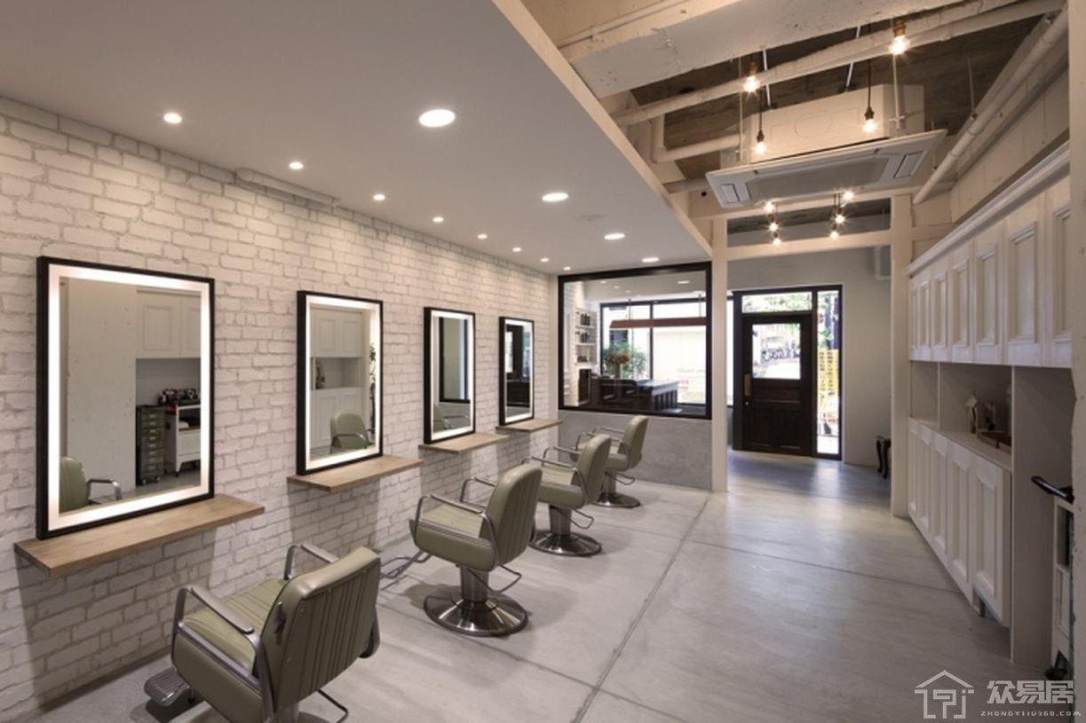 發廊裝修設計要點 發廊裝修設計注意事項