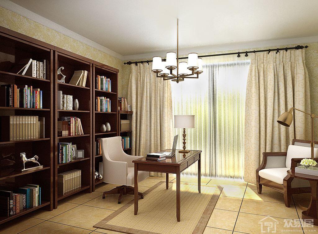 书房装修设计方法 书房装修设计注意事项