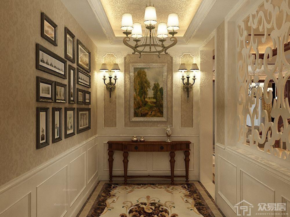 欧式玄关装修风格特点 欧式玄关装修设计要点