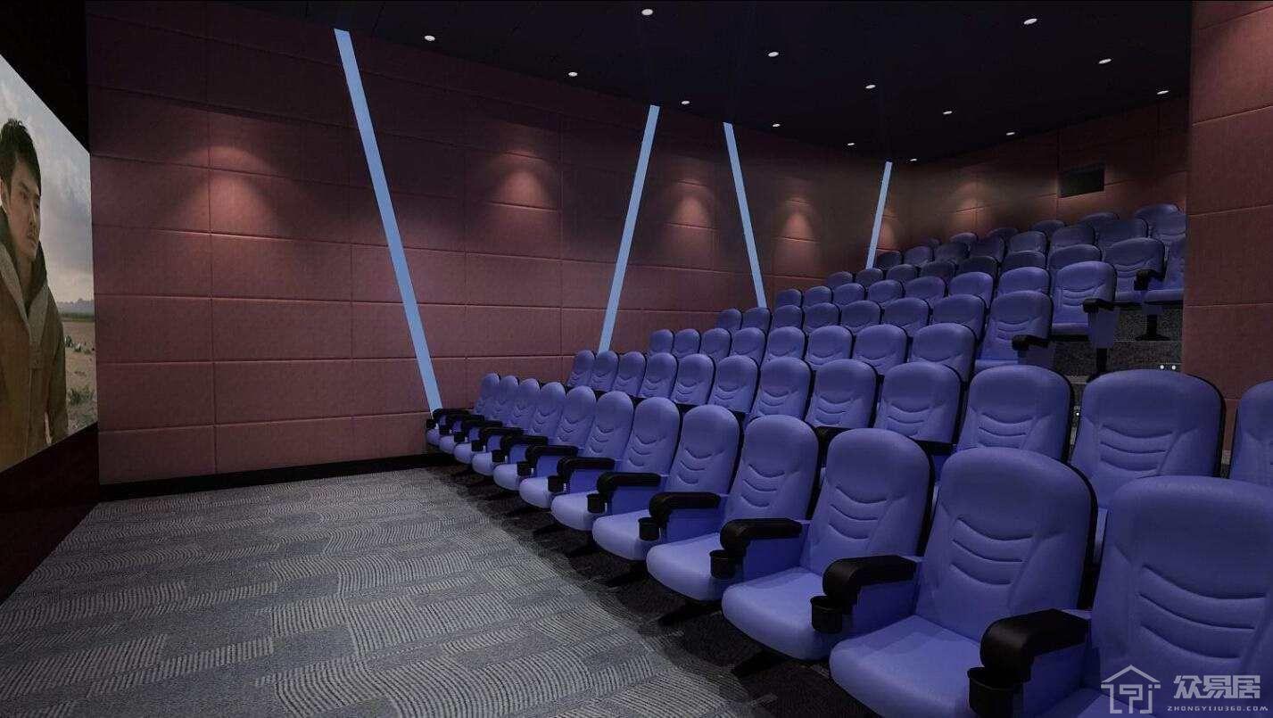 电影院的装修预算怎么做?电影院装修注意事项