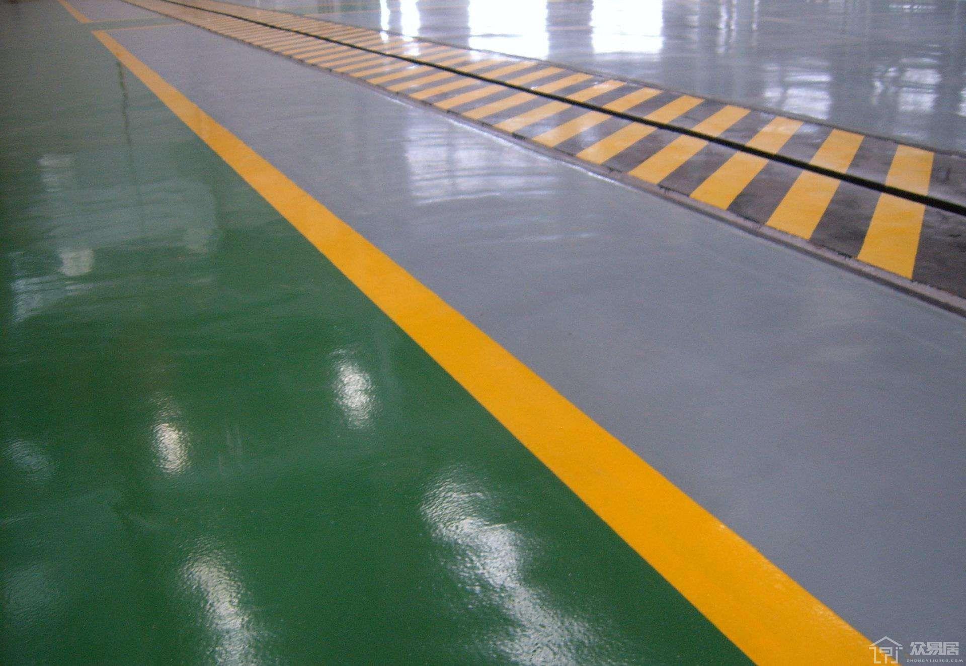 地面漆施工注意事项 地面漆如何选购