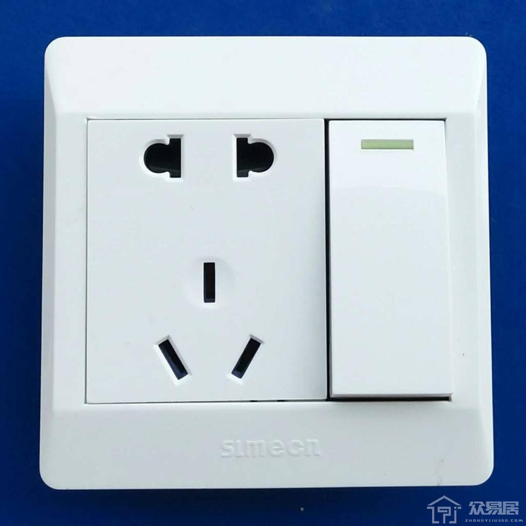 五孔插座帶開關怎么接線 五孔插座帶開關如何選購