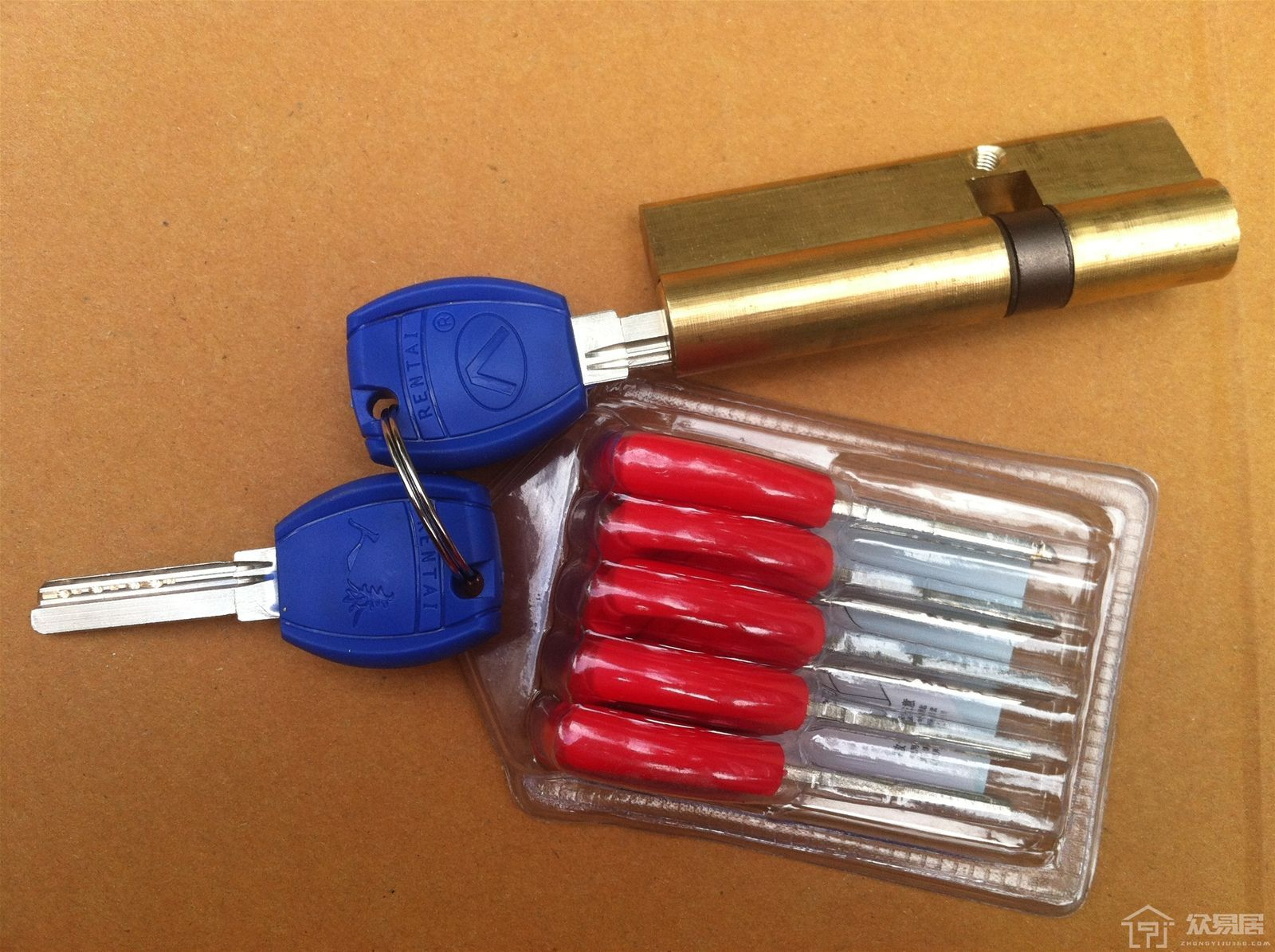 防盜門鑰匙有多少把 防盜門鑰匙常見的種類
