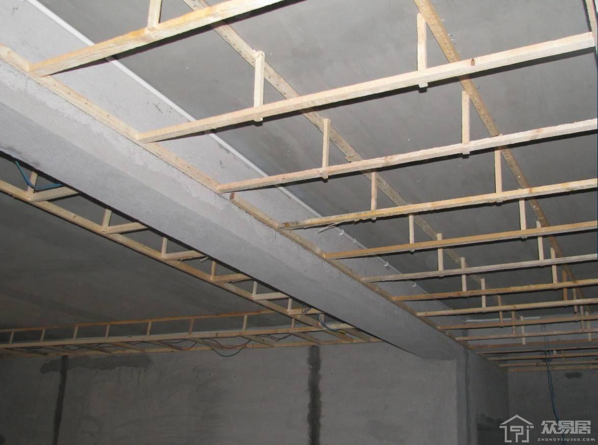 吊頂龍骨常見的材料 吊頂龍骨怎么安裝