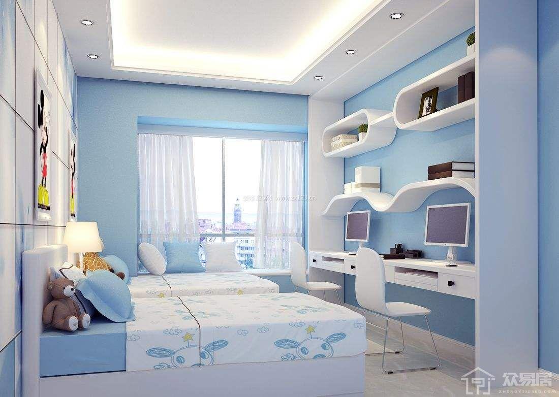 卧室装修墙面颜色介绍 卧室墙面怎么装修设计