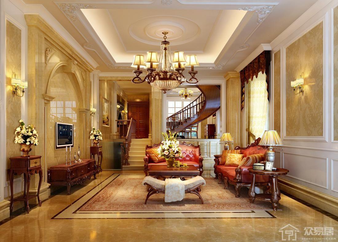 別墅客廳裝修風格有哪些 常見的別墅客廳裝修設計