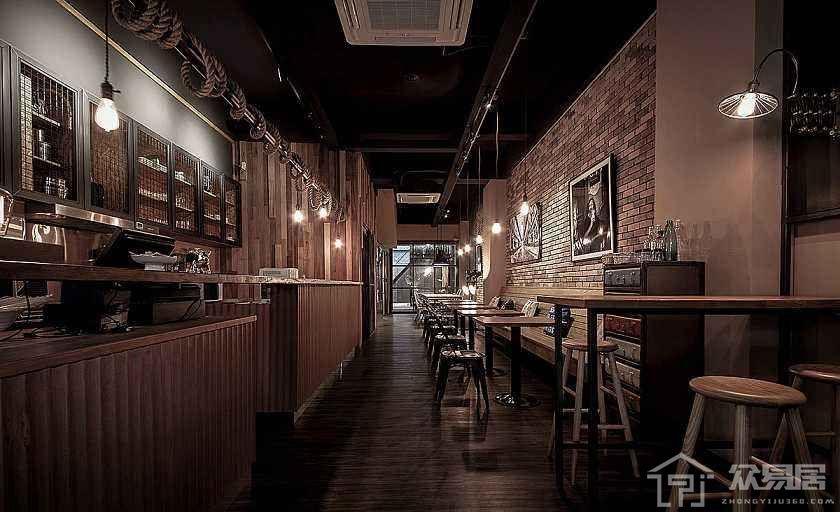 咖啡廳裝修風格鑒賞 咖啡廳裝修設計要點