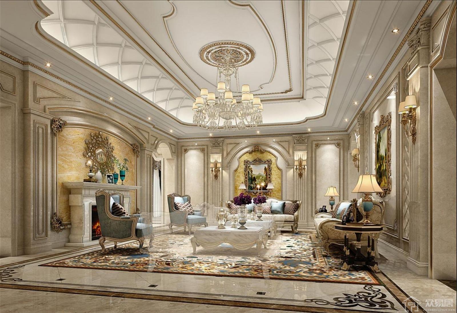 法式別墅裝修設計方案 法式別墅如何裝修設計