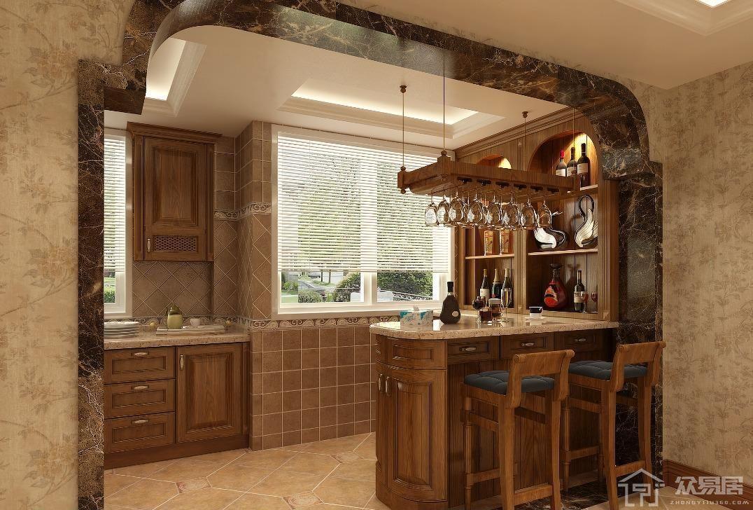 古典厨房怎么装修设计 古典厨房装修设计注意事项