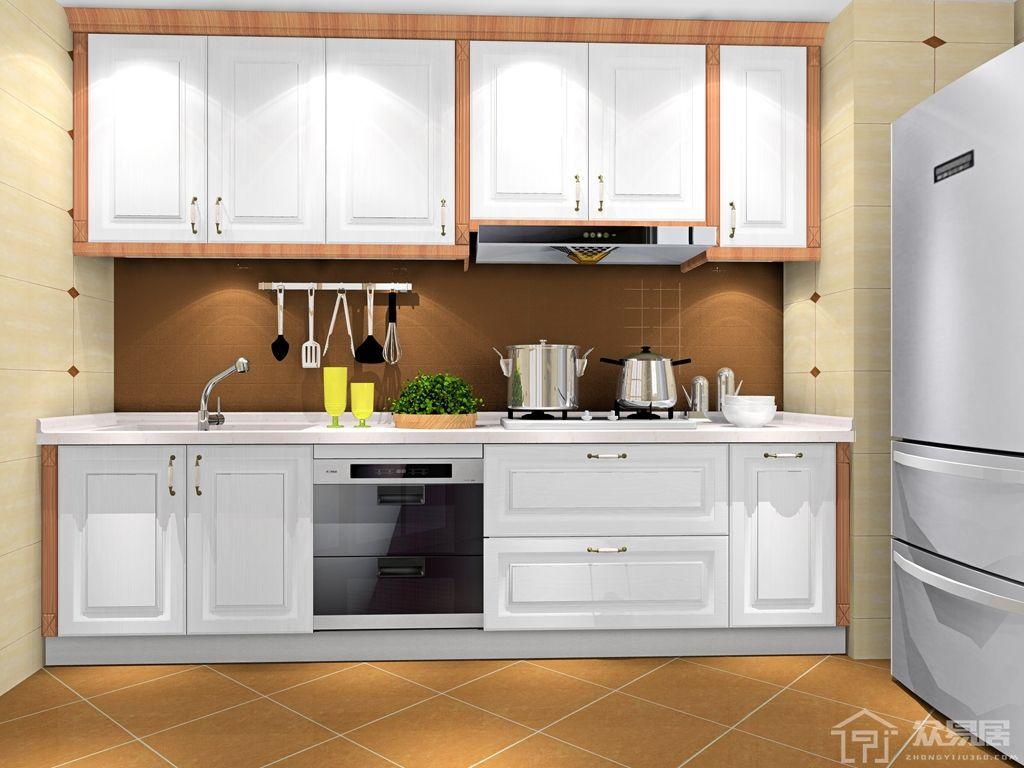 I型厨房装修设计注意要点 I型厨房和U型厨房的介绍