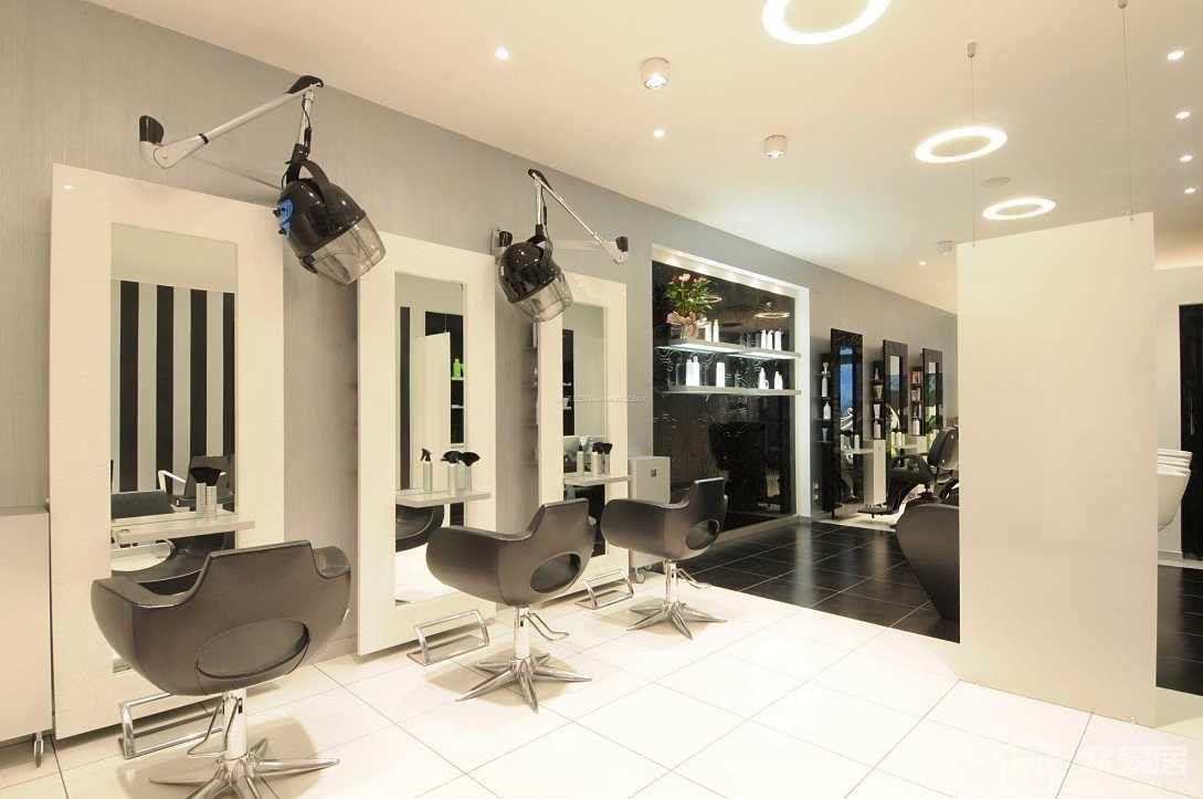 理发店装修有哪些注意事项 理发店装修设计要素