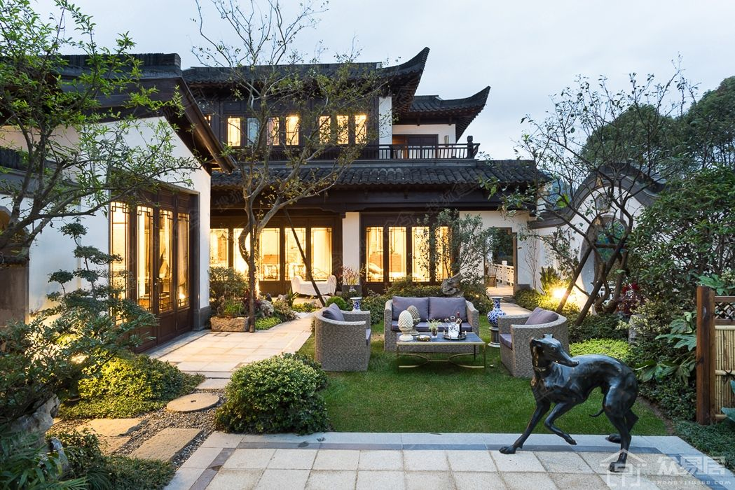 別墅庭院裝修設計怎么做 別墅庭院裝修有什么注意事項