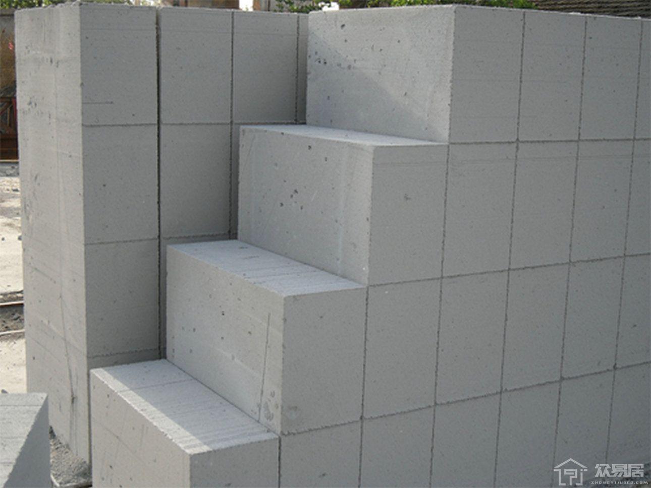 泡沫磚和加氣磚有什么不同 泡沫磚的價格
