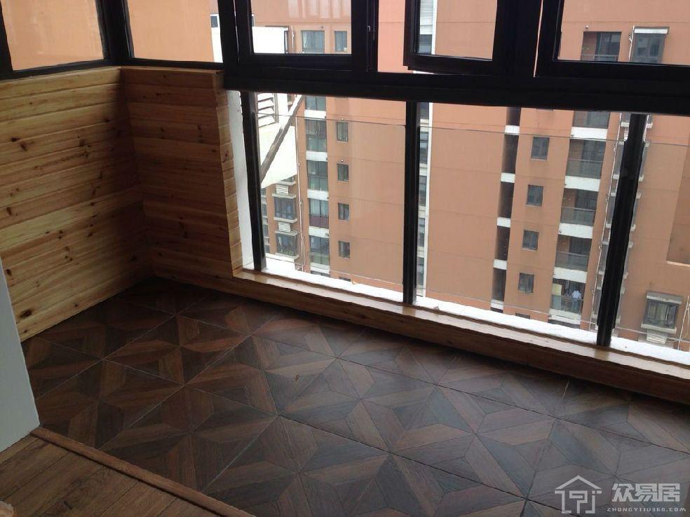 木紋磚裝飾陽臺好看嗎?木紋磚的優缺點介紹