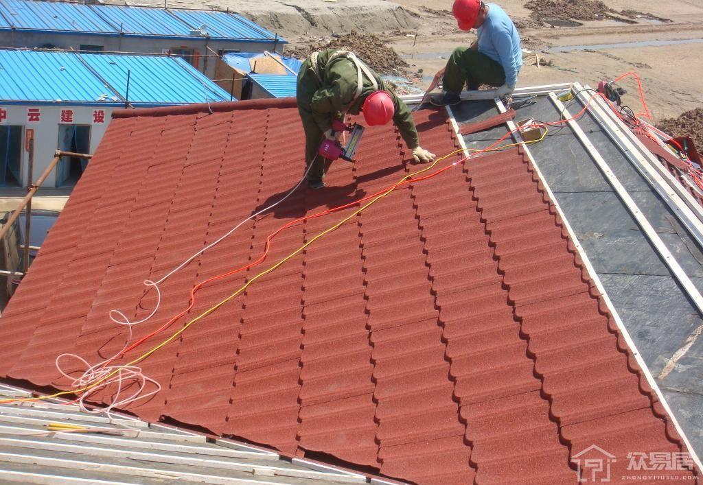 屋面瓦常见的种类 屋面瓦选购技巧