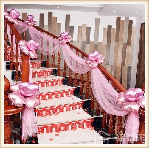 楼梯纱幔怎么布置 楼梯纱幔装饰要注意什么