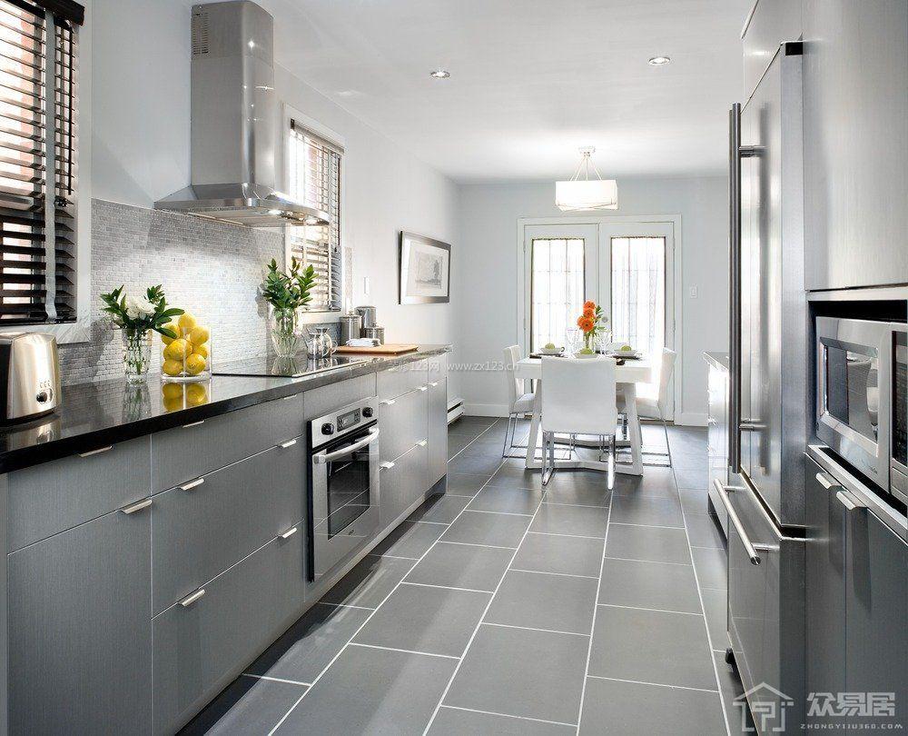 厨房瓷砖要选择什么颜色 厨房瓷砖日常保养技巧