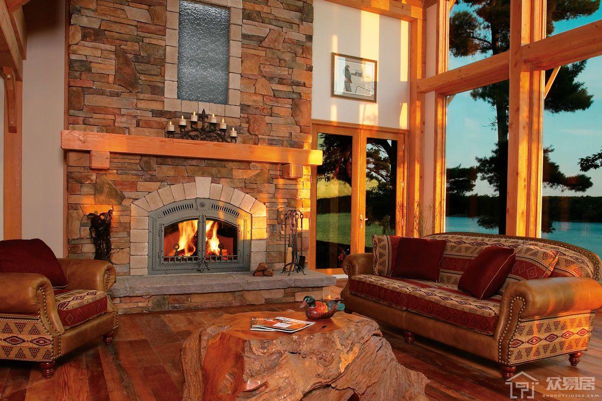 壁炉的安全系数高吗 壁炉常见的种类有哪些