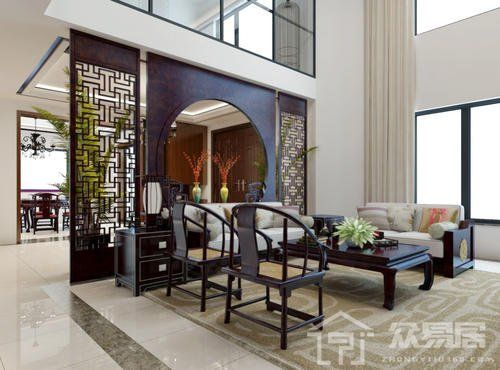 别墅装修中式风格的特点 中式别墅如何装修设计