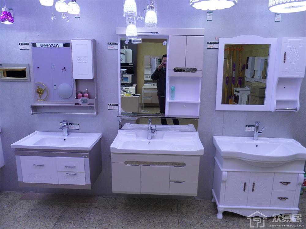 洗臉盆柜組合常見的材質 洗臉盆柜怎么選