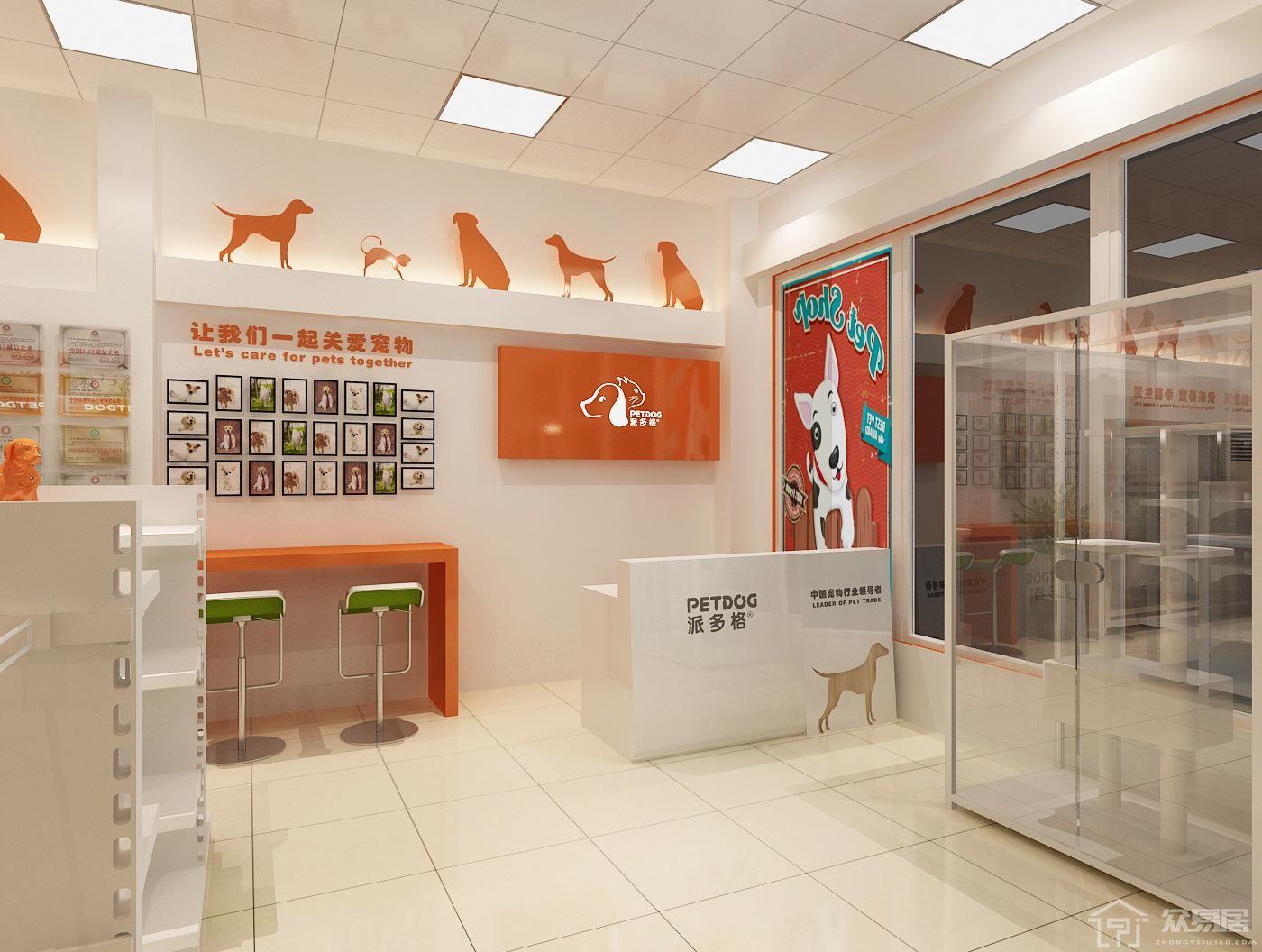 寵物店怎么裝修設計 寵物店裝修要注意什么