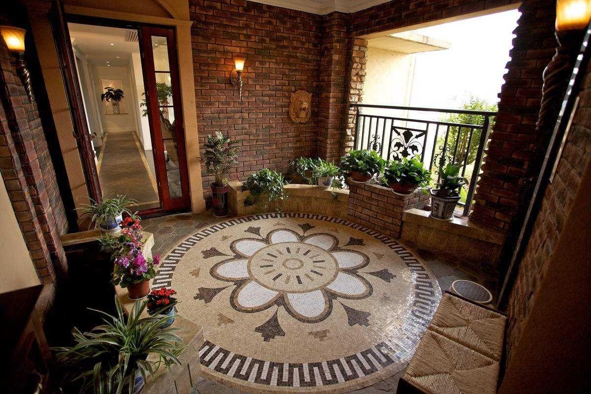 如何打造入户花园 入户花园怎么装修
