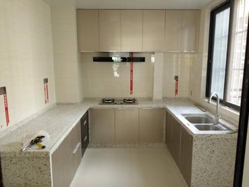 厨房灶台瓷砖怎么铺贴 瓷砖灶台的做法