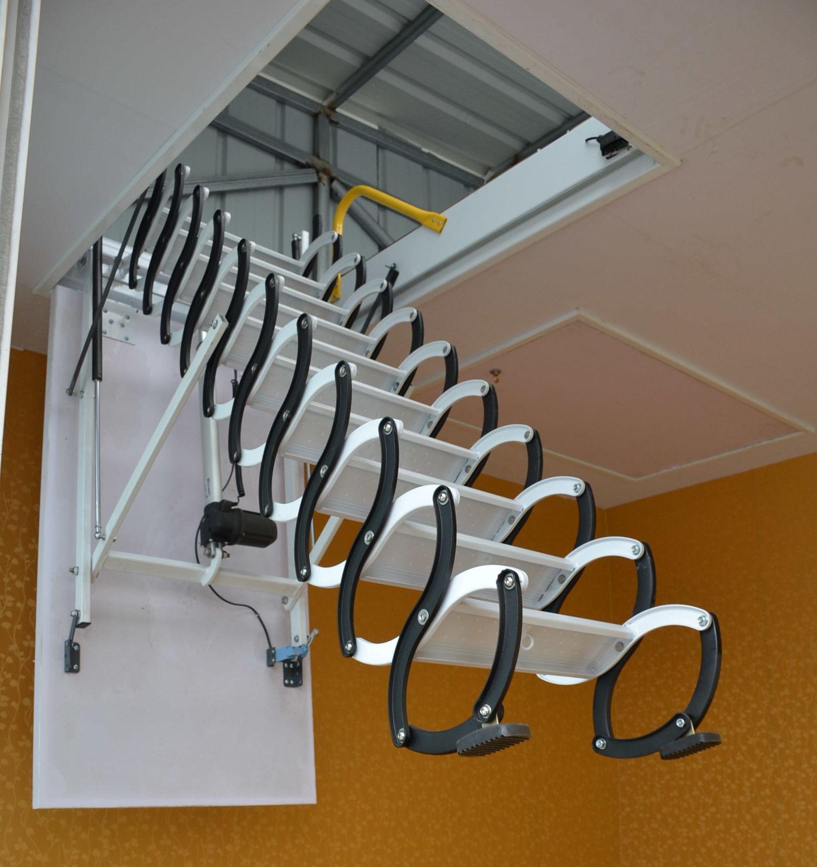 折疊樓梯的介紹 折疊樓梯怎么選購