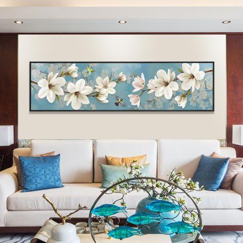客厅东墙挂画怎么选择 客厅挂画风水知识