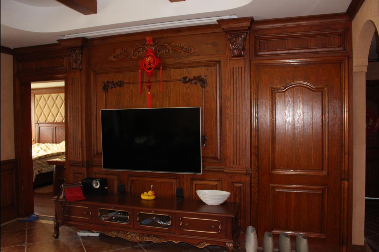 电视护墙板怎么安装 电视护墙板安装施工步骤