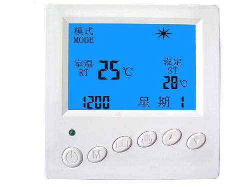 地暖面板溫控器怎么操作 地暖溫控器如何使用