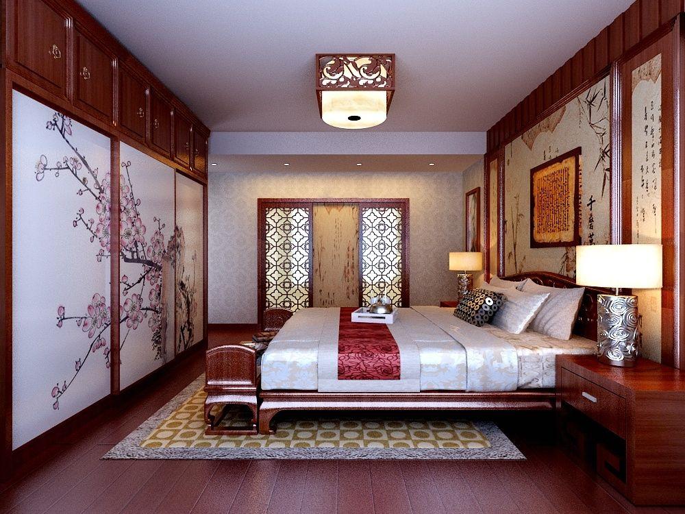 中式臥室怎么裝修設計 中式臥室設計鑒賞