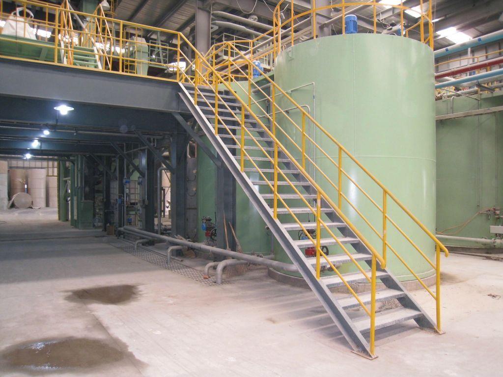 鋼架樓梯有哪些特點 鋼架樓梯常見的材料