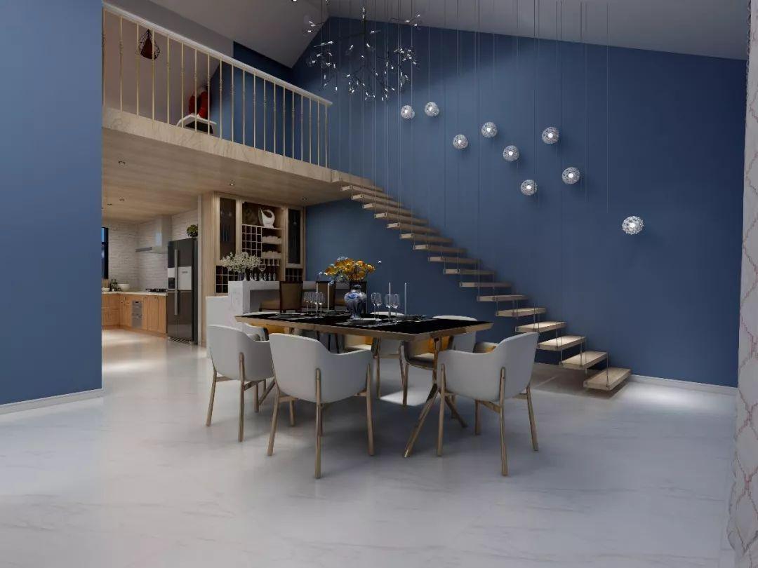 复式楼梯设计在哪个位置 复式楼梯常见的材质