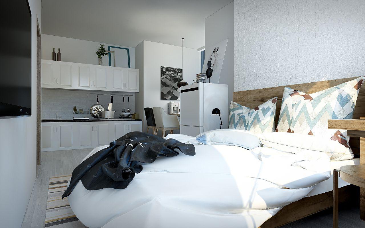 如何打造舒适的单身公寓 单身公寓设计技巧