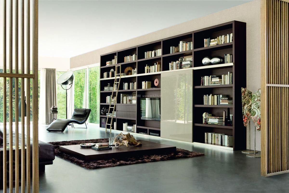 书房装修设计方案 书房装修效果图