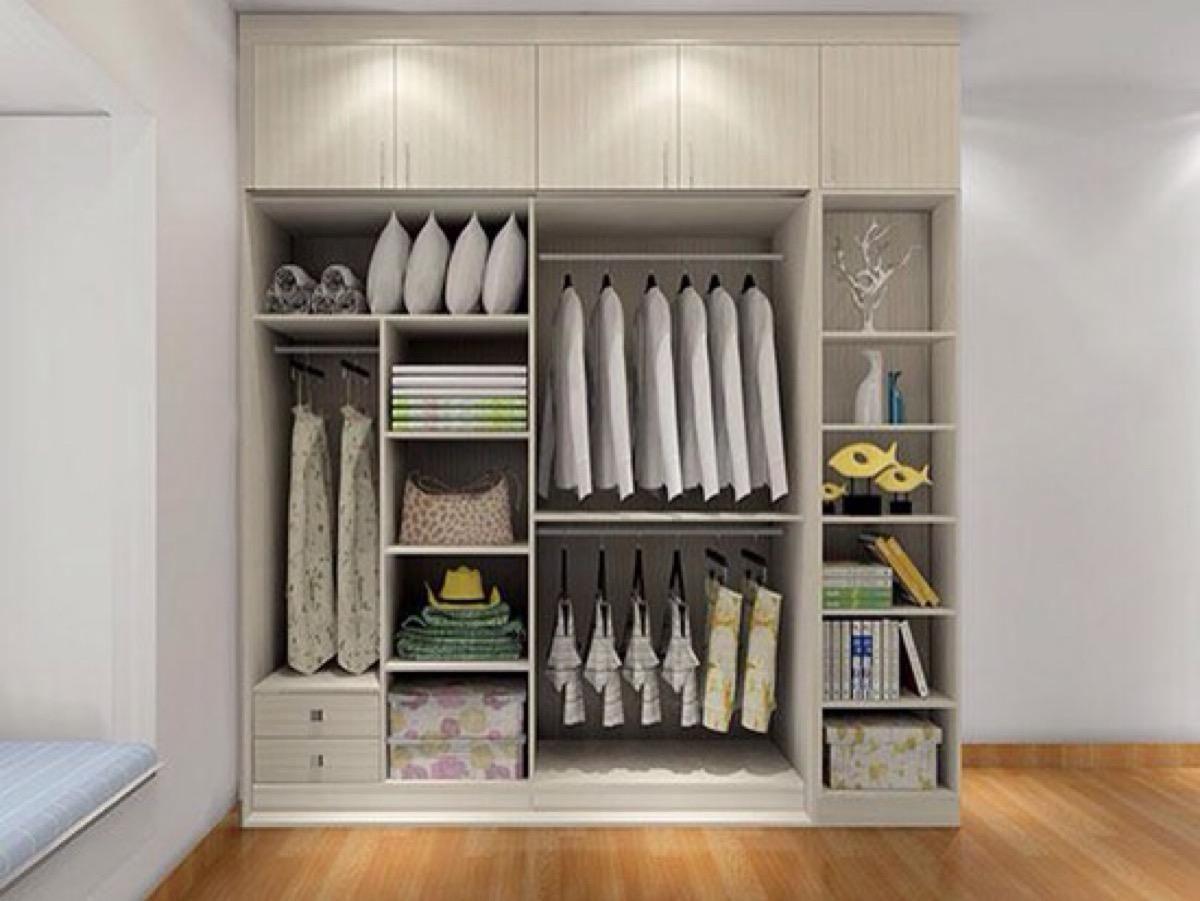 衣柜抽屉尺寸是多少 衣柜日常保养技巧