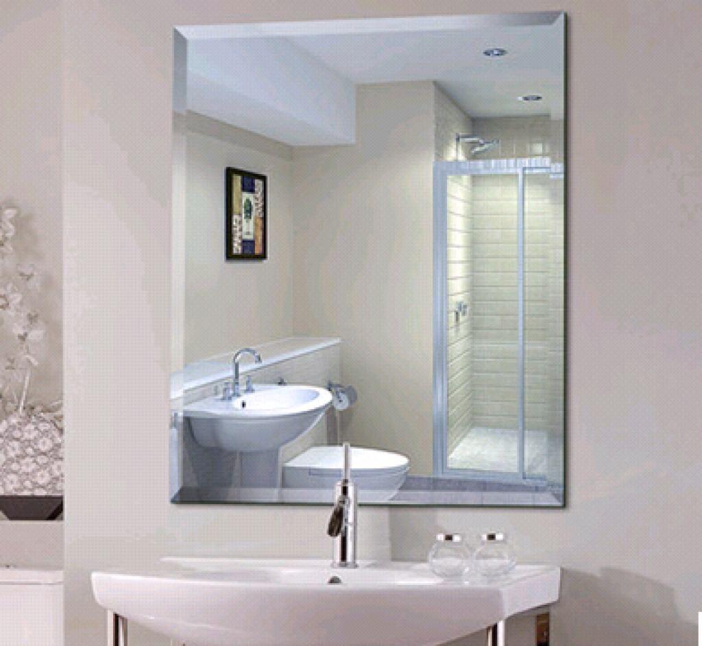 洗漱台镜子可以对着厕所门吗 卫生间镜子对着厕所门