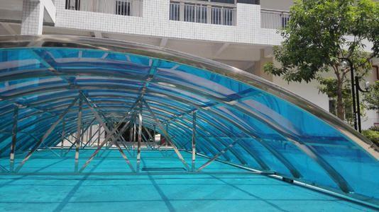 阳光板雨棚怎么安装 阳光板雨棚安装要点