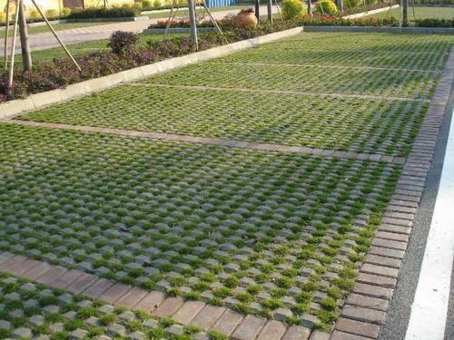 植草砖的施工步骤 植草砖的优点