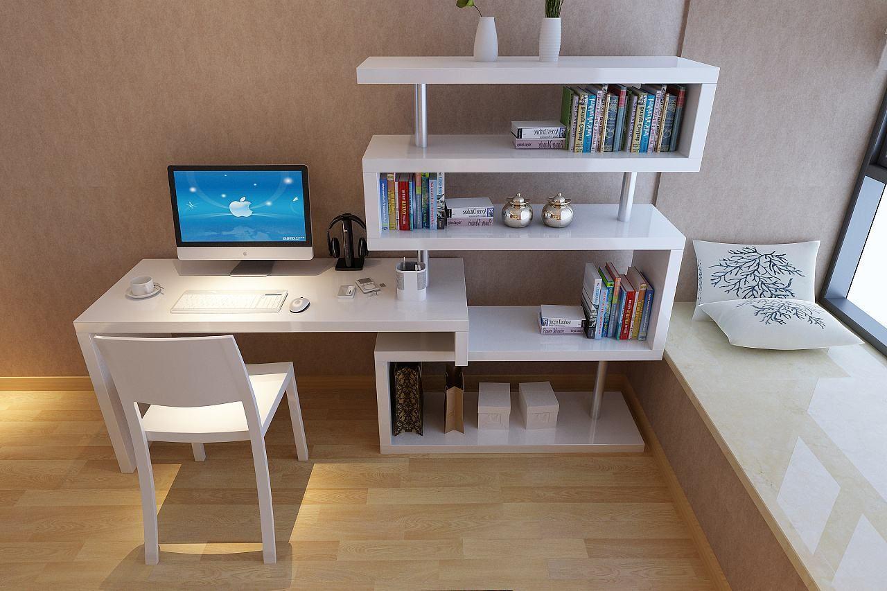 電腦書桌選購注意事項 電腦書桌怎么安裝