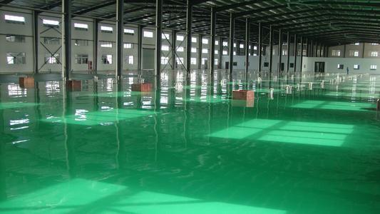 环氧地坪的用途 环氧地坪怎么施工