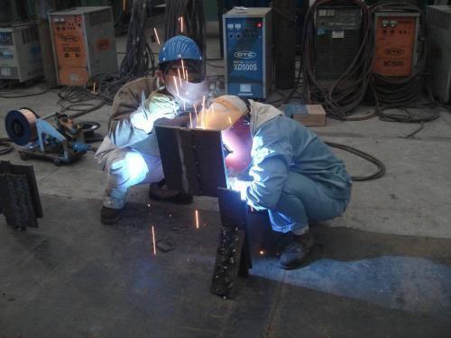 焊接工艺的原理 焊接工艺的介绍