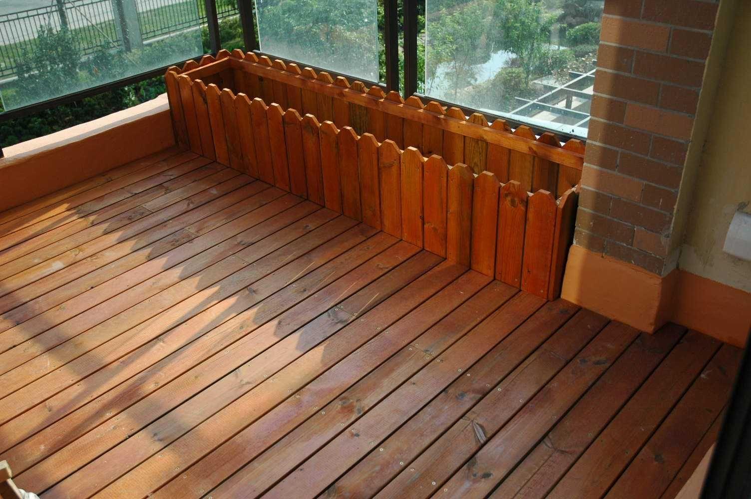 防腐木常见的尺寸 防腐木怎么安装