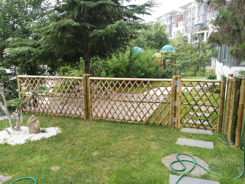 竹篱笆的基本信息 竹篱笆的使用和维护