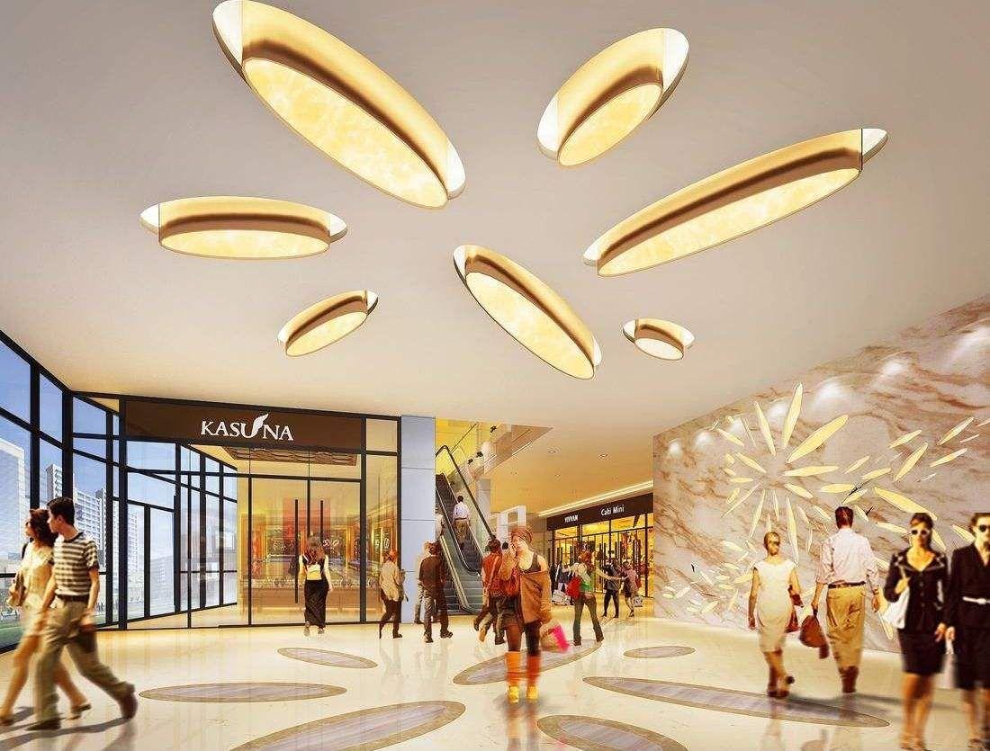 商场装修设计效果图 商场如何装修设计