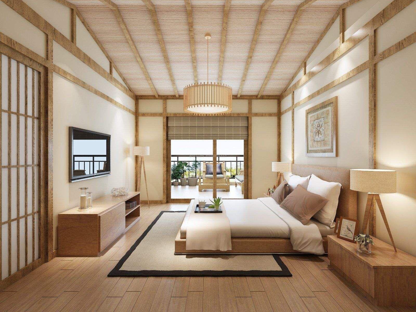 日式风格卧室设计 日式风格的介绍