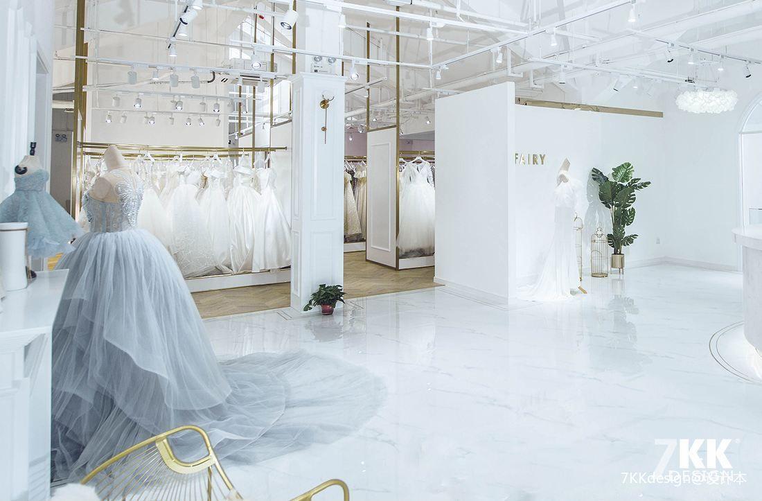婚纱店怎么装修设计 婚纱店设计效果图